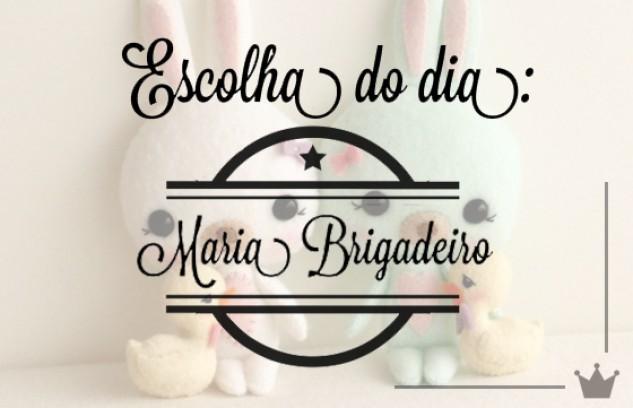 Páscoa: Maria Brigadeiro