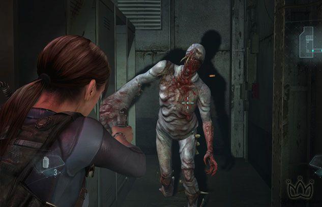 Resident Evil Revelations | Desembarca esse mês no PlayStation 4 e Xbox One